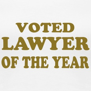 Voted lawyer of the year T-Shirts - Women's Premium T-Shirt