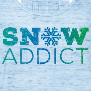 Snow Addict Tank Top - Frauen Tank Top von Bella