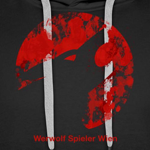 Werwolf Logo blutrot
