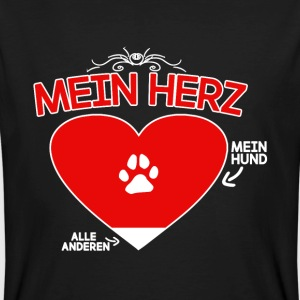 Chiens Tee shirts - T-shirt bio Homme