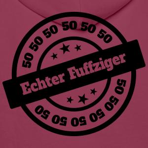 """Geburtstag T-Shirts mit """"Echter Fuffziger 50 Geburtstag Stempel"""""""