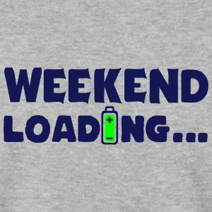 weekend loading citation pile charger 8 Sweat-shirts - Sweat-shirt Homme