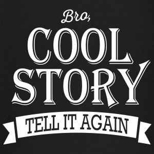 cool story bro Tee shirts manches longues Bébés - T-shirt manches longues Bébé