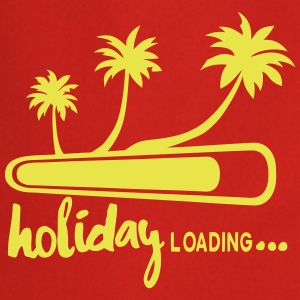 holiday loading quote palm  vacancy  Aprons - Cooking Apron