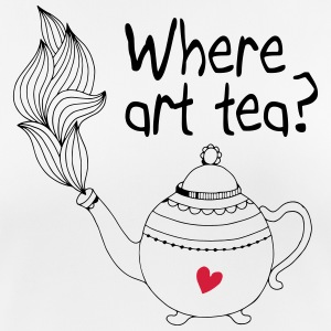 where art tea 2c T-Shirts - Frauen T-Shirt atmungsaktiv