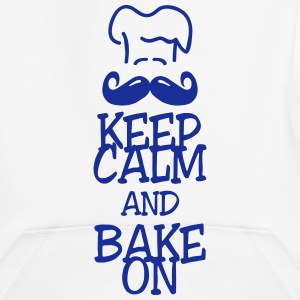 keep calm and bake on Sweaters - Kinderen trui Premium met capuchon