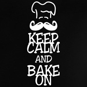 keep calm and bake on Baby Shirts  - Baby T-Shirt