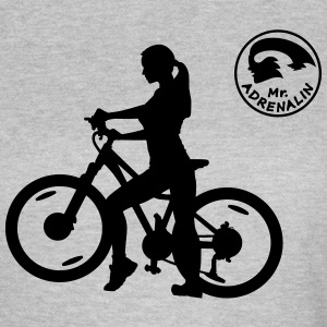 Mountain bike T-shirts - Vrouwen T-shirt
