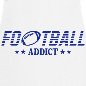 Football addict ballon sport  Aprons - Cooking Apron