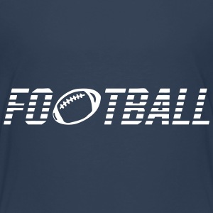 Word football ball Shirts - Kids' Premium T-Shirt