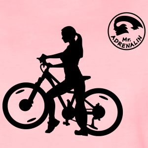 Mountain bike T-Shirts - Women's Premium T-Shirt
