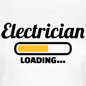 Elektriker T-Shirts - Frauen T-Shirt