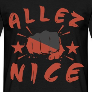 allez Nice Tee shirts - T-shirt Homme