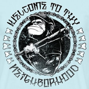 Welcome to the Neighbourhood T-Shirts - Männer T-Shirt