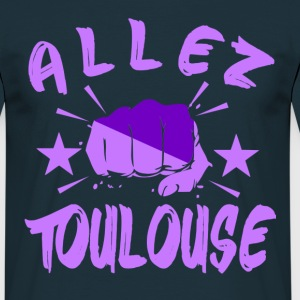 allez Toulouse Tee shirts - T-shirt Homme