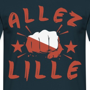 allez Lille Tee shirts - T-shirt Homme