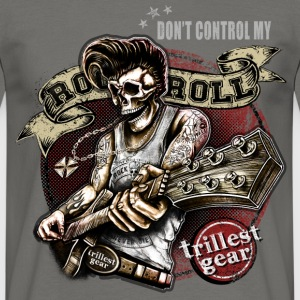 Don't Control my Rock2 T-Shirts - Männer T-Shirt