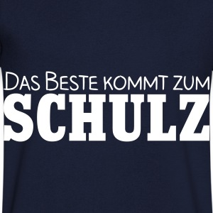 The best is to come to the Schulz T-Shirts - Men's V-Neck T-Shirt