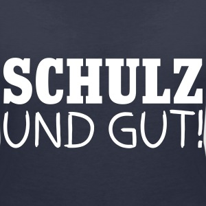 Schulz and good T-Shirts - Women's V-Neck T-Shirt