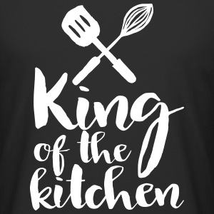 king of the kitchen T-Shirts - Men's Long Body Urban Tee