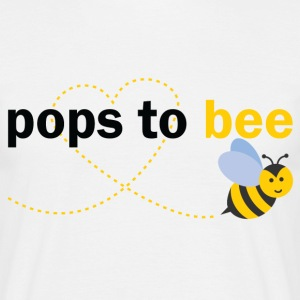 Pops To Bee T-Shirts - Men's T-Shirt