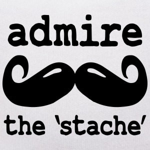 admire the stache Peluches - Nounours