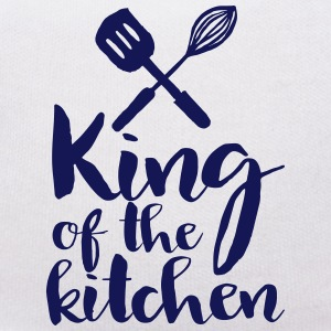 king of the kitchen Peluche - Orsetto
