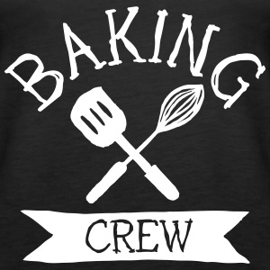 baking crew mixer Tops - Frauen Premium Tank Top