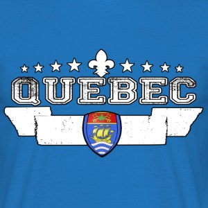 Quebec Tee shirts - T-shirt Homme
