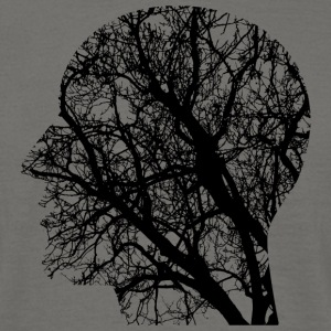 Tree Head Shirt - Männer T-Shirt