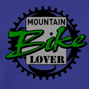 Mountainbike Lover - Männer Premium T-Shirt