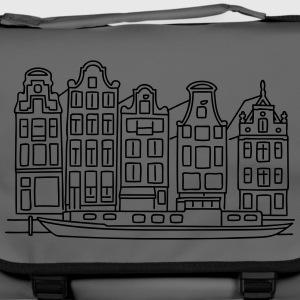 Amsterdam Canal houses Bags & Backpacks - Shoulder Bag