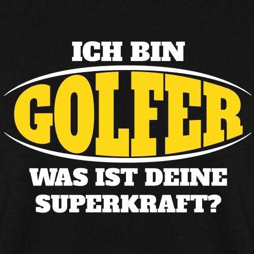 Golfer Superkraft