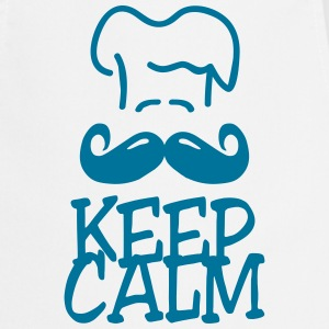 keep calm chef  Aprons - Cooking Apron