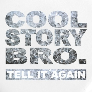 Cool Story Bro. - Spilla media 32 mm