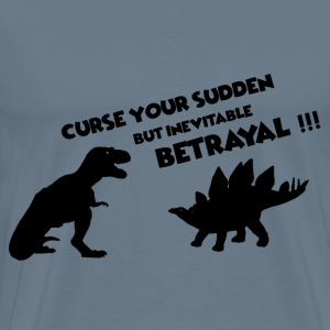 Curse your sudden but inevitable betrayal Firefly - T-shirt Premium Homme