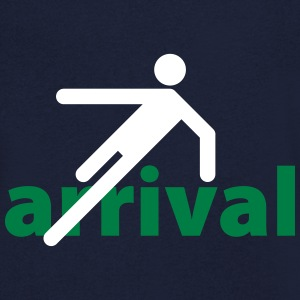 arrival T-Shirts - Men's V-Neck T-Shirt