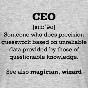 CEO - wizard T-Shirts - Men's T-Shirt