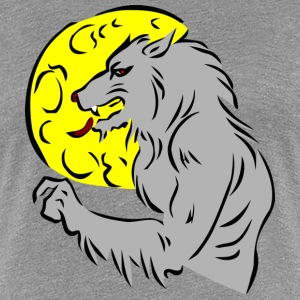 Werwolf T-Shirts - Frauen Premium T-Shirt