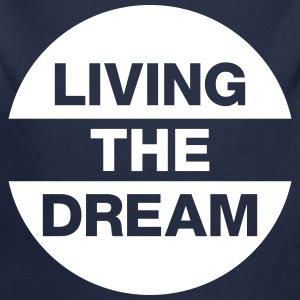 Living The Dream Bodys Bébés - Body bébé bio manches longues