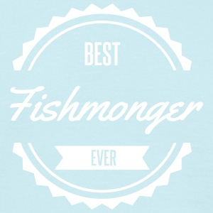 best fishemonger poissonnier fish Tee shirts - T-shirt Homme