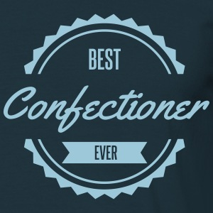 best confectioner pâtissier cook Tee shirts - T-shirt Homme