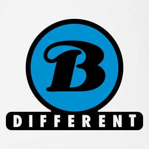 b_different_a_2c Shirts - Organic Short-sleeved Baby Bodysuit