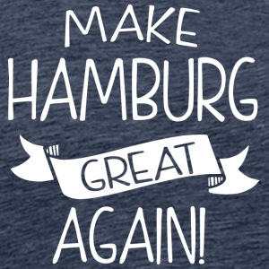 Make Hamburg great again - Männer Premium T-Shirt