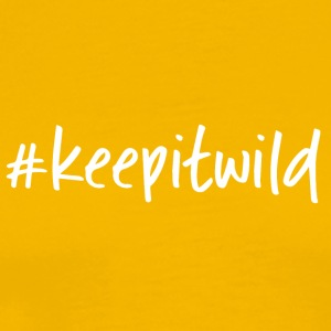 keep it wild - Männer Premium T-Shirt