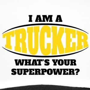 Trucker Superpower Caps & Hats - Trucker Cap
