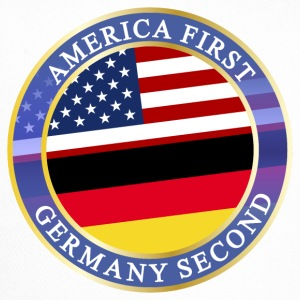 AMERICA FIRST GERMANY SECOND Caps & Mützen - Trucker Cap