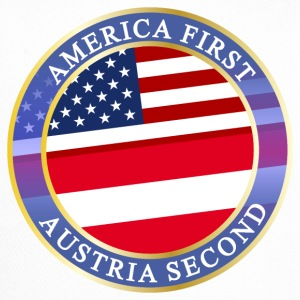 AMERICA FIRST AUSTRIA SECOND Caps & Mützen - Trucker Cap
