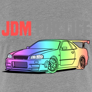 JDM for Life T-Shirts - Women's Premium T-Shirt