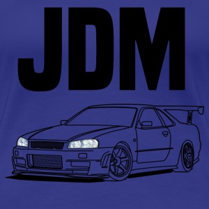 jdm car T-Shirts - Women's Premium T-Shirt